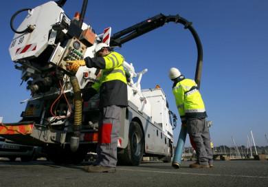 L?entretien du réseau de collecte des eaux usées